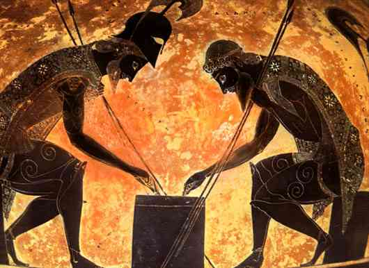 La historia del teatro griego